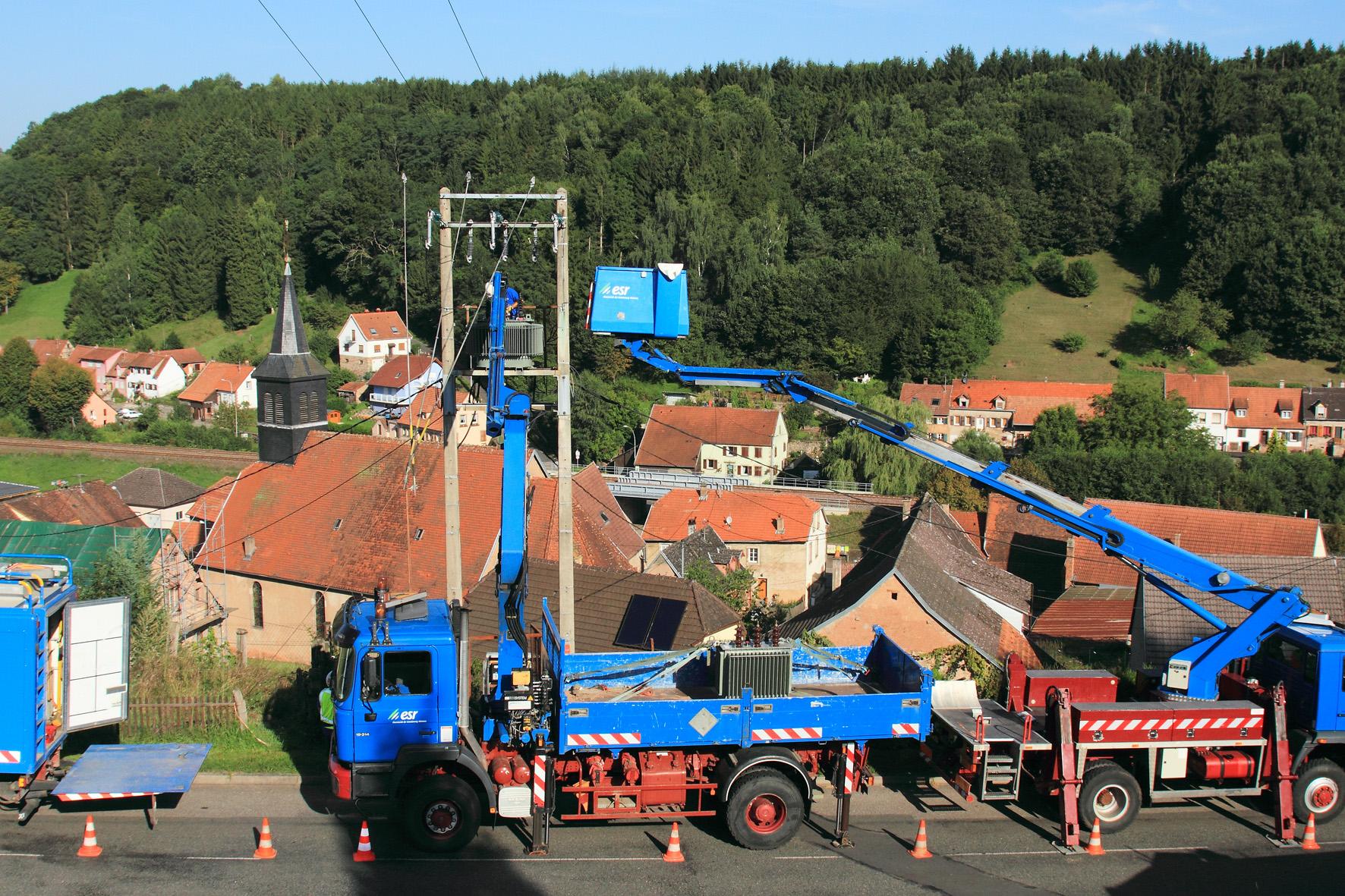Tieffenbach actualit - Coupure de courant strasbourg ...
